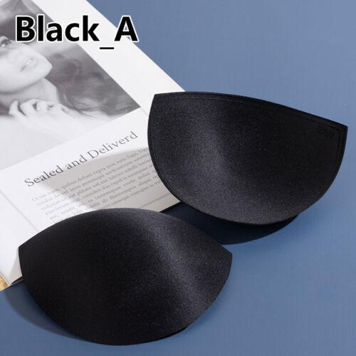 Details about  /Bra Bikini Breast Foam Push Up Pads Insert Enhancer Triangle Swimsuit Removable
