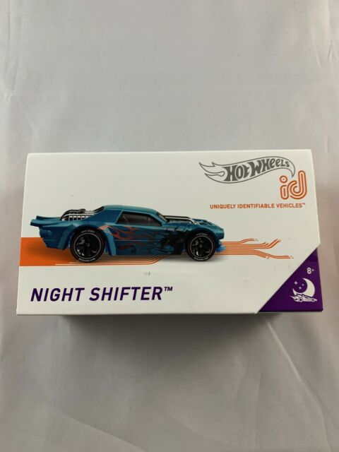 Hot Wheels - Night Shifter ID Car Uniquely Identifiable Vehicle BOXED SHIPPING