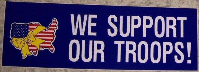 Bumper Window Sticker Marine It/'s Hard to be Humble Self Stick Vinyl 3¼x9 NEW