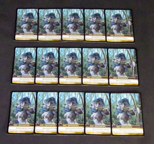 15 Ability Rare World of Warcraft WoW TCG Aimed Shot Heroes Azeroth Lot of