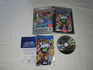 jeu sony ps2 playstation 2 occasion SIMS 2