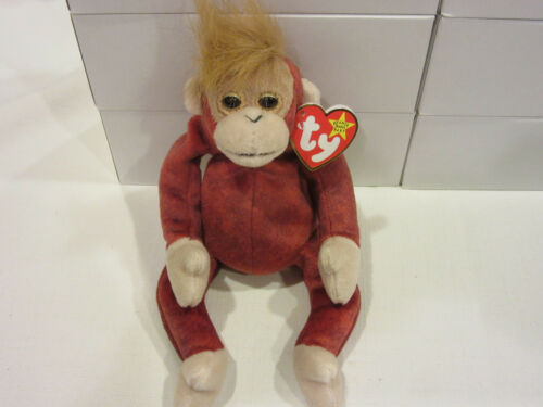 "1999 ""Schweetheart"" Limited Edition Ty Beanie Baby with TAG ERROR's"
