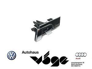 Original-VW-R-Line-Letras-para-Passat-3C-Parrilla-Rline-3AA853948FXC