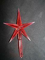 Choose Color Large Modern Tree Star Replacement for Vintage Ceramic Tree