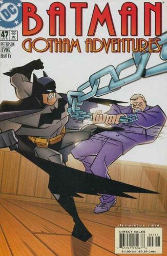 BATMAN GOTHAM ADVENTURES #47 NEAR MINT 1998 SERIES