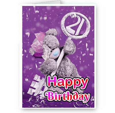 Happy Birthday Card 10 New Sealed