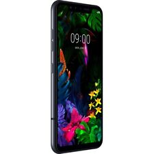 LG G8s ThinQ 128GB schwarz Android Smartphone Handy
