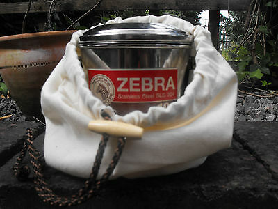 Traditional Canvas Zebra Billy Can Stuff Sacks - available in all sizes!