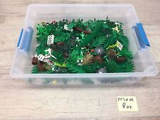 Huge Lego Landscaping Lot 8 Ounces, Trees Flowers Shrubs Etc Free Shipping