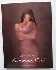 Für mein Kind Anne Geddes Mutter Baby Kind Buch Album Tagebuch Fotoalbum