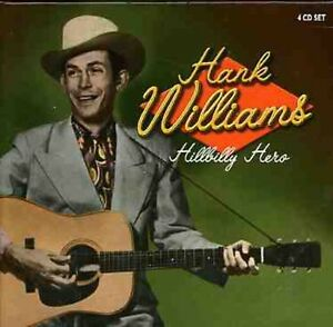 Hank-Williams-Hank-Williams-Sr-Hillbilly-Hero-New-CD-UK-Import