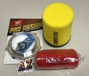 YAM YFZ 450 2006 Pro Design  K/&N Filter for Pro-Flow Air Filter Kits