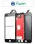 Pantalla-Completa-para-iPhone-6S-Plus-5-5-Negra-LCD-Tactil-Negro miniatura 1
