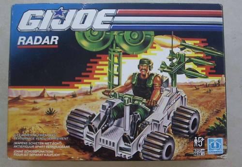 Oldtimer - gi - joe - mib 1990 hasbro