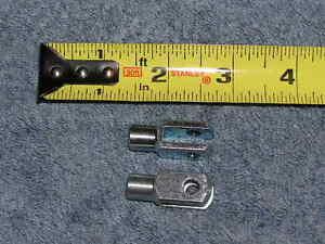 2ea-RV-Gas-Strut-Cylinder-Spring-Lift-Shock-Clevis-End-Shackle-Fitting-M6-x-1-0