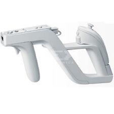 Pistola ZAPPER para Wii Remote y Nunchuck BLANCA Colour White n60