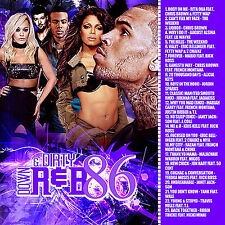 DOWN & DIRTY R&B PT.86 (MIX CD) JANET JACKSON, THE WEEKND, CHRIS BROWN, AUGUST