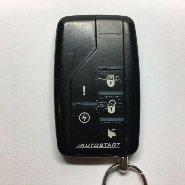 AUTOSTART REMOTE FCC ID EZSDEI2510 KEY FOB ASRA-2510 AS-1780 FREE PROGRAMMING