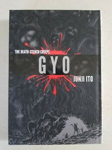 Gyo 2-in-1 Deluxe Edition by Junji Ito Hardcover