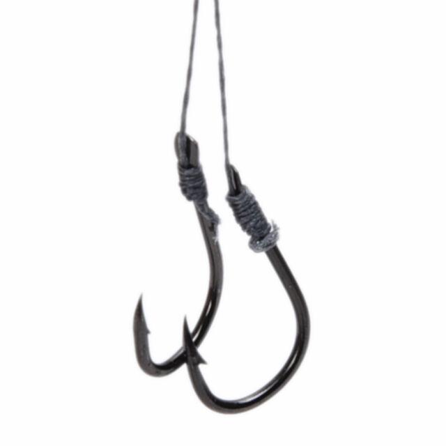 70Pcs Fishing Bait Sharpened Anti-bite Hook Fishhook Tackle Jig Bl JM 7 Sizes