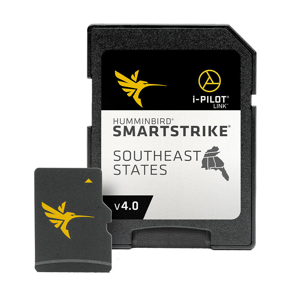 Humminbird SmartStrike Southeast States - Version 4  i-Pilot  Link™ Compatible