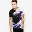 Summer-Mens-3D-Print-Short-Sleeve-Casual-Slim-Fit-T-Shirts-Graphic-Tee-Shirt-NEW thumbnail 14