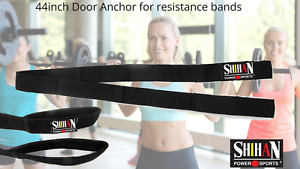Resistance Bands Heavy Duty Large Anywhere DOOR ANCHOR with Super Strong N