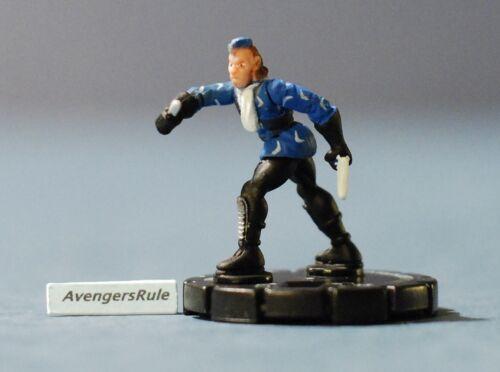 DC Heroclix Justice League 026 Captain Boomerang Uncomm