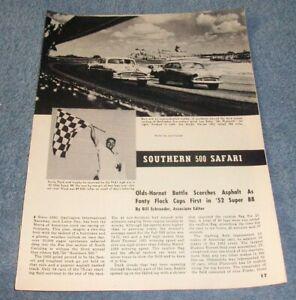 1952-Darlington-Southern-500-NASCAR-Race-Vintage-Highlights-Article