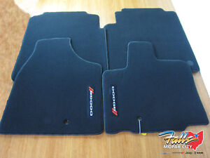 2013 2019 Dodge Grand Caravan Plush Carpet Floor Mats Front Rear Mopar Oem Ebay