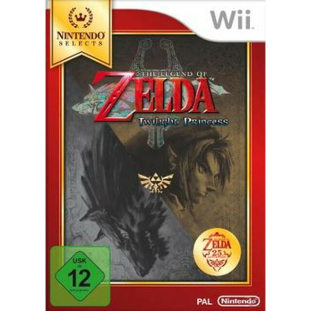The Legend of Zelda: Twilight Princess [Nintendo Wii]