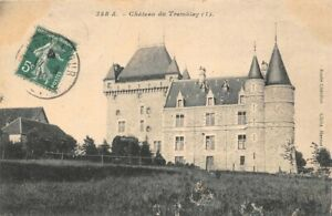Castle-of-the-Tremblay