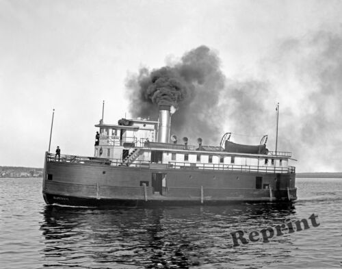 Photograph of the Steamship Superior Year 1905  8x10
