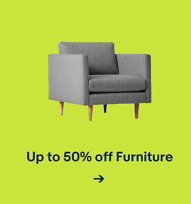 50% Off Furniture