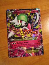 EX MEGA Pokemon M GARDEVOIR EX Card PRIMAL CLASH Set 106/160 XY Ultra Rare 210HP