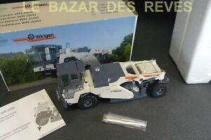 NZG-WIRTGEN-Recycleur-WR-2000-Echelle-1-50-Boite