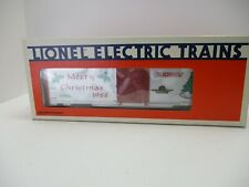 Lionel 1988 Christmas Car