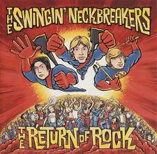 SWINGIN NECKBREAKERS 'Return Rock CD mummies flat duo jets estrus lyres mummies