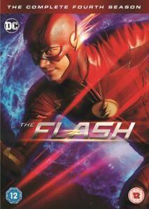 Neuf The Flash Saison 4 DVD