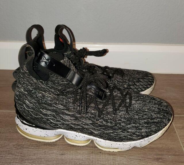 Nike Lebron XV Ashes 15 Size 10.5 Oreo