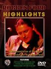 Robben Ford - Highlights: Guitar by Robben Ford (DVD, 2002)