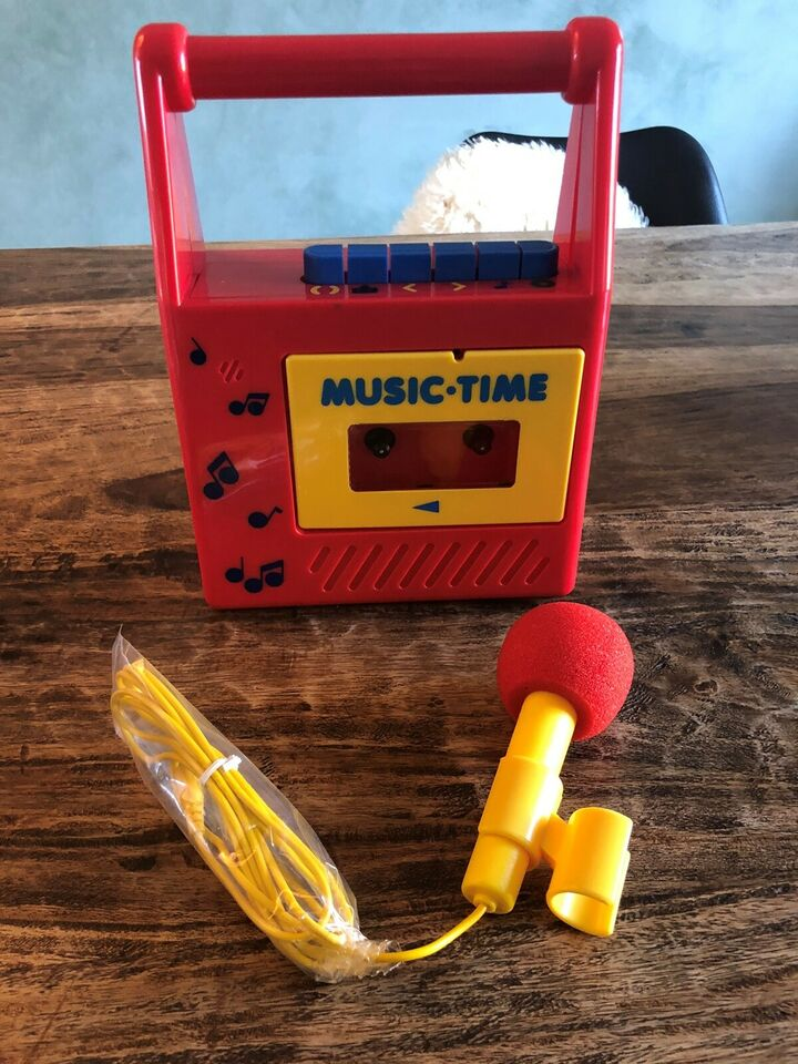 Andet legetøj, Båndoptager, Top Toy