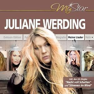 CD-Juliane-Werding-My-Star-Best-Of-Nacht-Voll-Schatten-Conny-Cramer-Avalon-Tarot