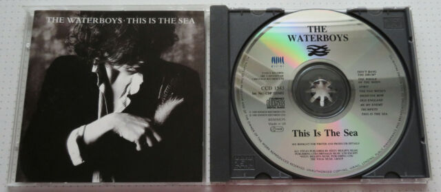 CD Waterboys - This Is The Sea