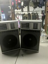 AS60A SOUNDOLIER PAIR OF SPEAKERS