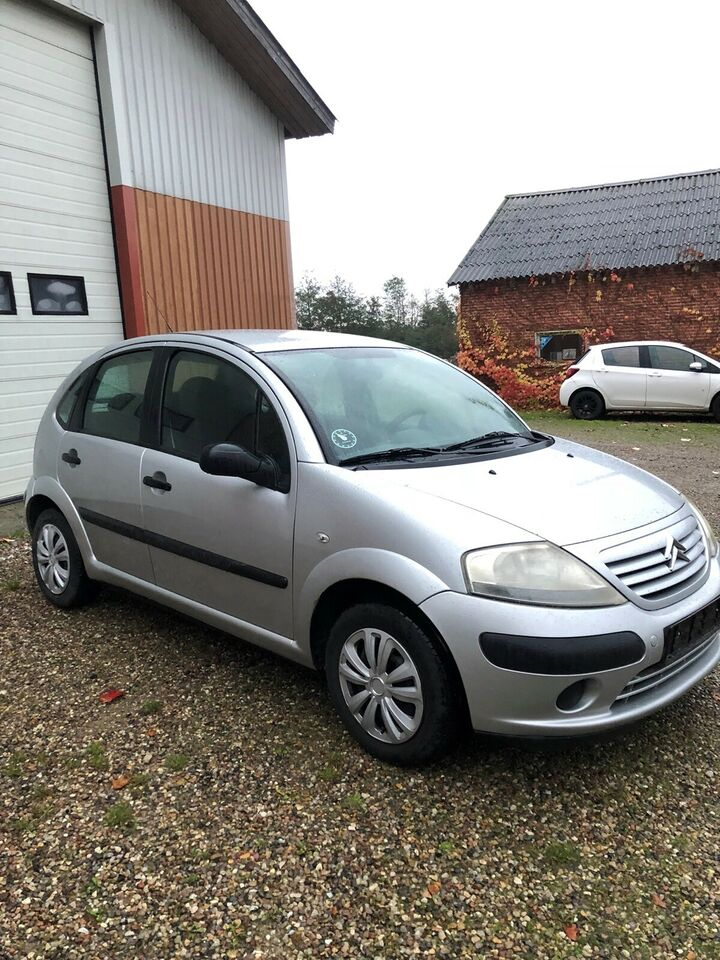Citroën C3, 1,4 Prestige, Benzin