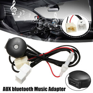 Car-Stereo-Radio-Aux-Audio-Adaptor-bluetooth-Cable-For-Ford-Falcon-Territory-AU