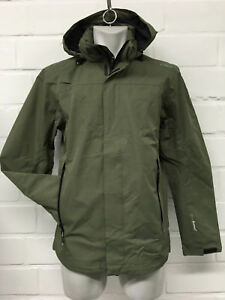 Details zu CMP Herren Outdoor Jacke Zip Hood Jacket (3Z56057 F812) oliv, Gr. 50 58 NEU!!!
