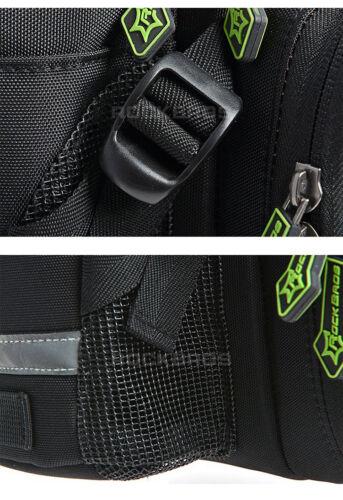 Rockbros MTB Large Cycling Bag Carrier Bag Rear Pack Trunk Pannier Waterproof A6