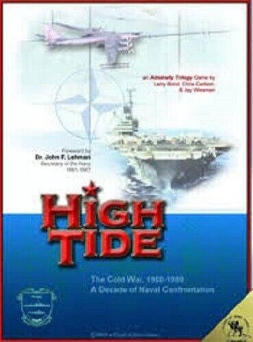 High Tide - The Cold War, 1980-89  a Decade Of Naval Condavantiation -clash Of Arms  risparmia fino al 70% di sconto